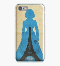 Elizabeth cool design Bioshock infinite iPhone Case/Skin