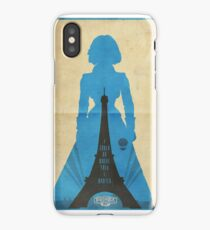 Elizabeth cool design Bioshock infinite iPhone Case/Skin