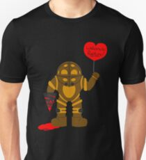 Bigdaddy welcome to rapture Bioshock Unisex T-Shirt