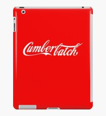 Cumberbatch iPad Case/Skin