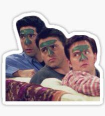 Friends Night In Sticker