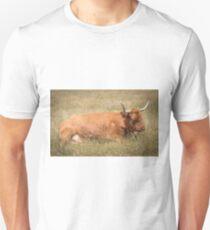 Highland Cattle Cow Unisex T-Shirt