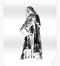 Rome - Giordano Bruno Poster