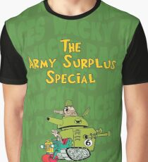 Army Surplus Special Graphic T-Shirt