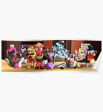 Pony Fortress 2 Poster