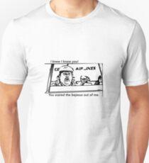 Del Griffith - Planes Trains Automobiles Unisex T-Shirt