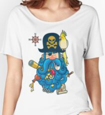 Pirate Portrait Women's Relaxed Fit T-Shirt