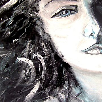 portrait by AstridS