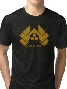 NAKATOMI Tri-blend T-Shirt
