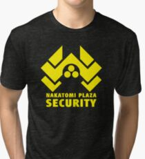 Security Plaza Tri-blend T-Shirt