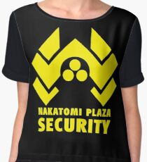 Security Plaza Chiffon Top