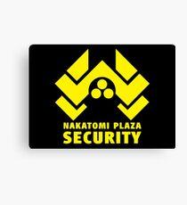Security Plaza Canvas Print