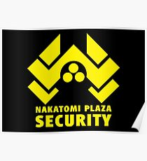 Security Plaza Poster