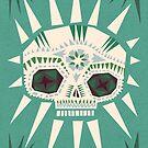 Sugar skull II by Yetiland