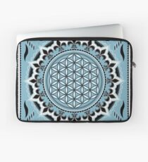 SACRED GEOMETRY - FLOWER OF LIFE - SPIRITUALITY Laptop Sleeve