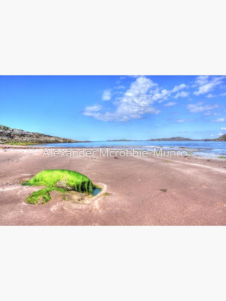 Clashnessie Beach by Alexanderargyll