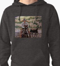 The $12.00 Resistol And Pecos Pullover Hoodie
