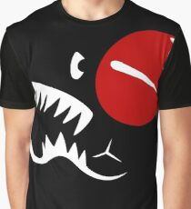 P40 Warhawk Shark mouth Graphic T-Shirt