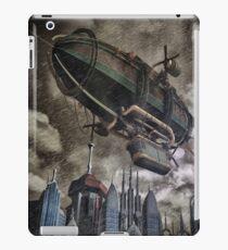 Steampunk Luftschiff 2 iPad-Hülle & Klebefolie