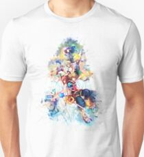 Kingdom Hearts Family Unisex T-Shirt