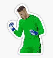 David De Gea - Manchester United fc Sticker
