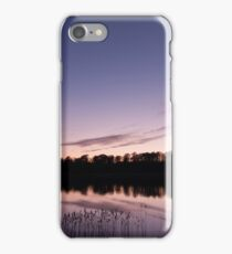 Dromoland Castle Lake, Co. Clare iPhone Case/Skin