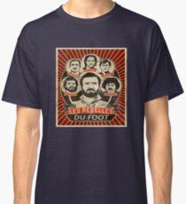 Legends of Football Soccer Cantona Drogba Classic T-Shirt