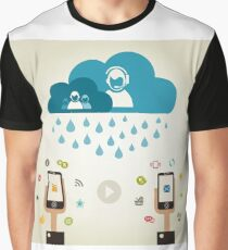Telecommunication5 Graphic T-Shirt