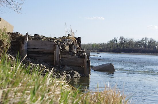 Retired Ferry Landing by MsSexyBetsy