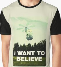 Believe in Peridot Graphic T-Shirt