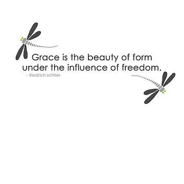 GRACE IS THE BEAUTY OF FORM  by ethereal-earth
