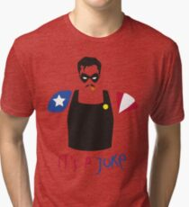 A Joke Tri-blend T-Shirt