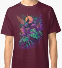 Purple Garden Classic T-Shirt