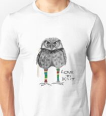 Love to knit Unisex T-Shirt