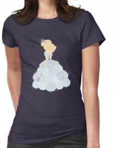 Wicked The Musical Glinda Womens Fitted T-Shirt