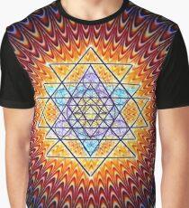 Sri Yantra Graphic T-Shirt