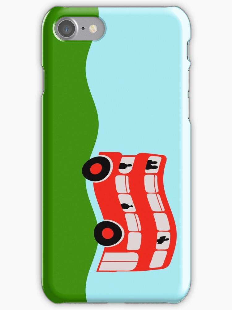 Double decker bus by funkyworm