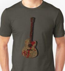 Ellie's guitar - The Last Of Us T-Shirt