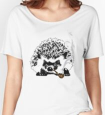Old Man Hedge Women's Relaxed Fit T-Shirt