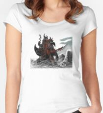 skyrim27 Women's Fitted Scoop T-Shirt