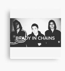 Brady In Chains Season 1 Ep. 2 Canvas Print