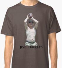 Harbaugh Jive Turkeys Michigan Ohio State Football Shirt Classic T-Shirt