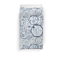 Gallifrey Symbols Duvet Cover