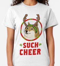 A Well Spirited Doge Classic T-Shirt