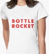 Bottle Rocket Women's Fitted T-Shirt