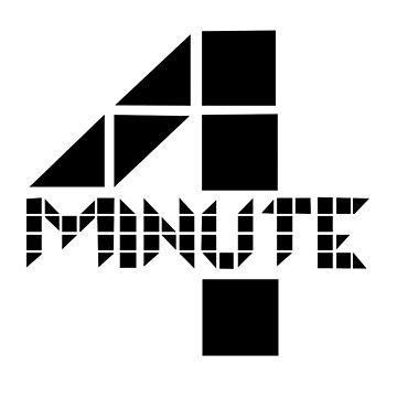 4Minute Black by supalurve