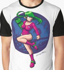 Retro Samus Aran Graphic T-Shirt