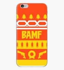 Have a BAMF Christmas iPhone Case