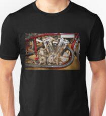 Burt Munro Special Indian Scout Engine Unisex T-Shirt