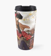 Winter Song Travel Mug